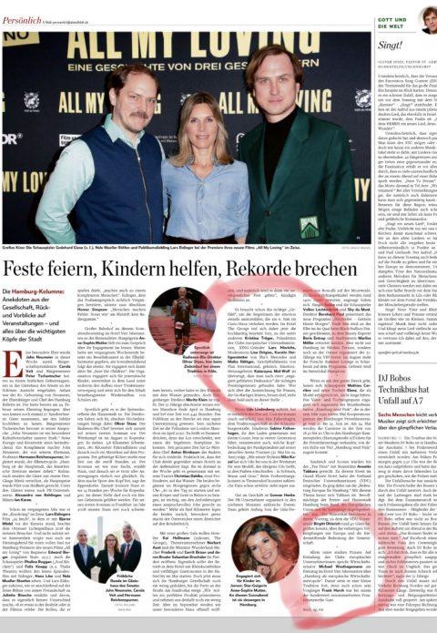 Presseartikel | Abendblatt vom 18.05.2019