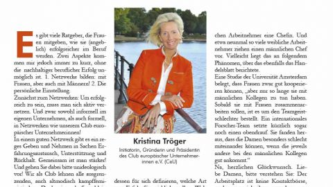Presseartikel | Hamburg Woman 0419