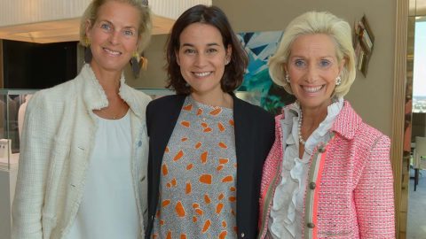 CeU-Ladies zu Gast in der Tiffany Suite in Berlin