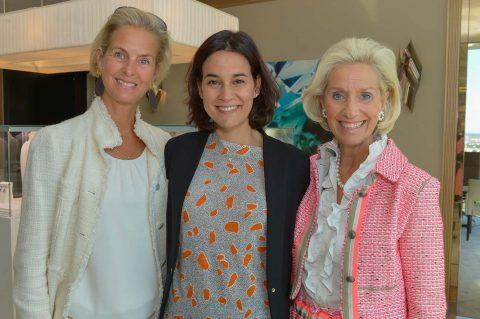 CeU-Ladies zu Gast in der Tiffany Suite in Berlin