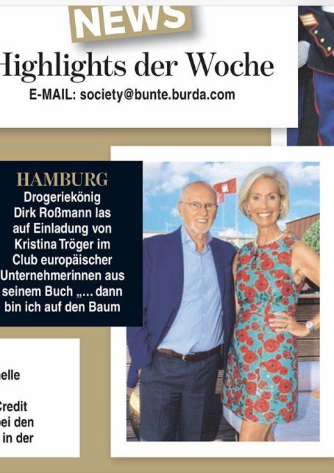 Presseartikel | BUNTE 07-2019