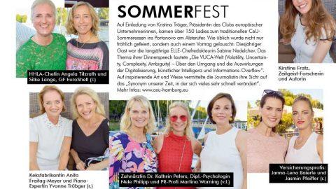 Presseartikel | Hamburg Woman 0819