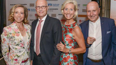 Dr. Peter Tschentscher, Erster Bürgermeister der Freien und Hansestadt Hamburg, als Talkgast bei der ALSTERTALER Business Lounge