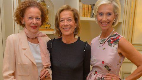 """Zu Gast beim CeU – Marie von Waldburg """"Meistens diskret – Erinnerungen einer Society-Reporterin"""""""