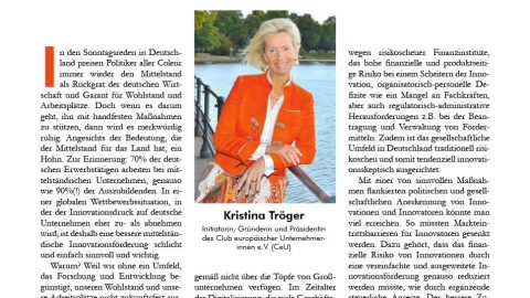 Presseartikel | Hamburg Woman 1019