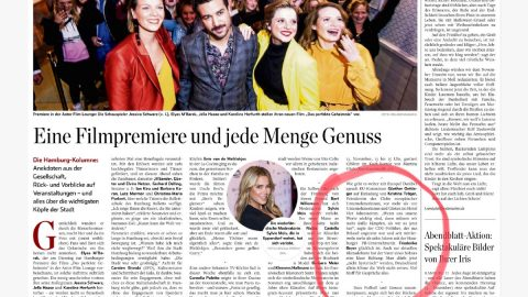Presseartikel | Abendblatt vom 02.11.2019