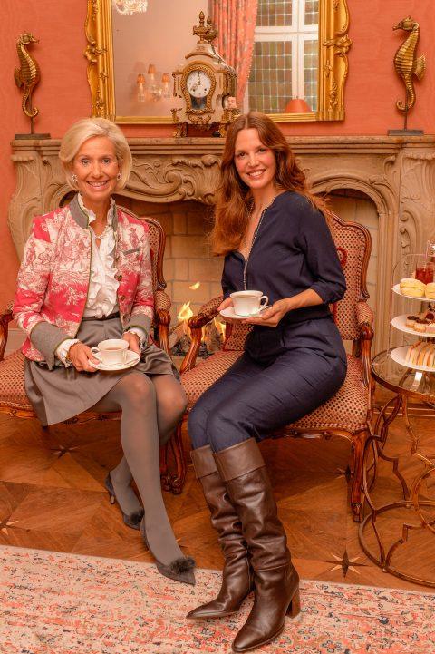 Auftaktveranstaltung CeU-Ladies High Tea mit Zeitgeist-Expertin Kirstine Fratz