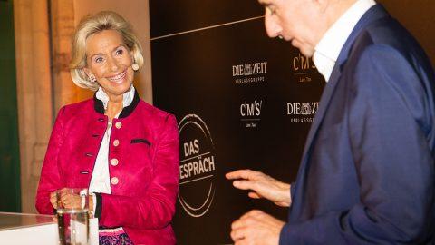 """Veranstaltungsreihe ZEIT für Unternehmer – """"Mehr Wirtschaft wagen: Unternehmertum in Deutschland"""""""