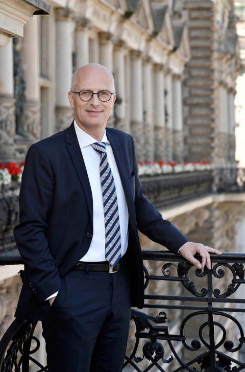 1. CeU-Neujahrsdinner mit Dr. Peter Tschentscher, Erster Bürgermeister der Freien und Hansestadt Hamburg.